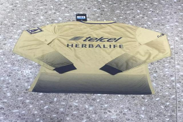 Hot 2016 new arrival! 1516 Pumas UNAM soccer Jerseys Mexico National  Autonomous University Cougar home football kits Long sleeve 07c2e8958
