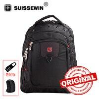 Big Travel Backpacks Male 15 6 Laptop Backpack Wenger Computer Bag Men Waterproof Nylon Music Backpack
