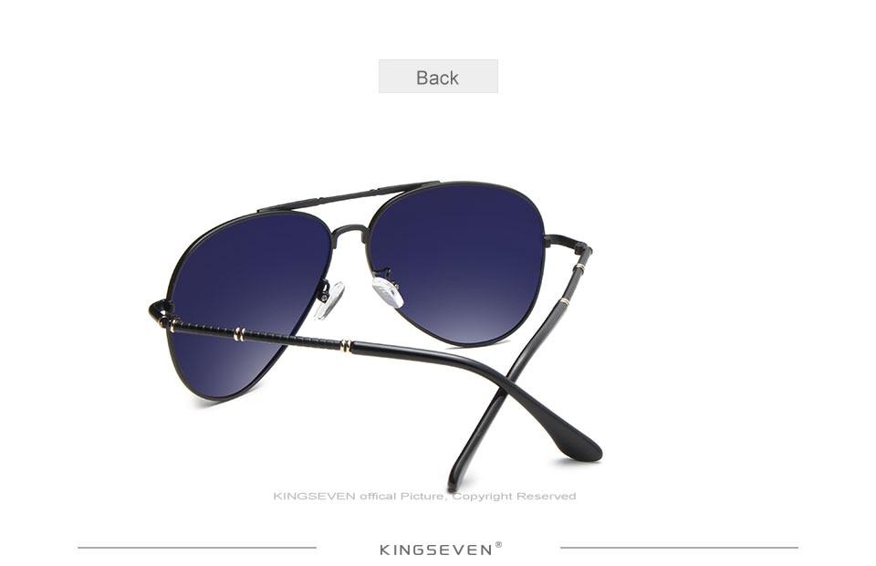 KINGSEVEN 2019 Polarized Sunglasses Women Men Brand Design Travel Driving Sun Glasses Classic Male Eyewear
