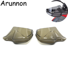 Free delivery Motorcycle wind shield handle hand guards plastic motocross For BMW R1200GS LC 2014-2017 free shipping oxygen sensor guards one pair fit for bmw r1200gs adventure 2006 on