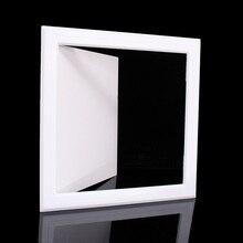 ABS панель доступа к потолку стены 7 размеров белый осмотр сантехника проводки двери изменения люка крышка