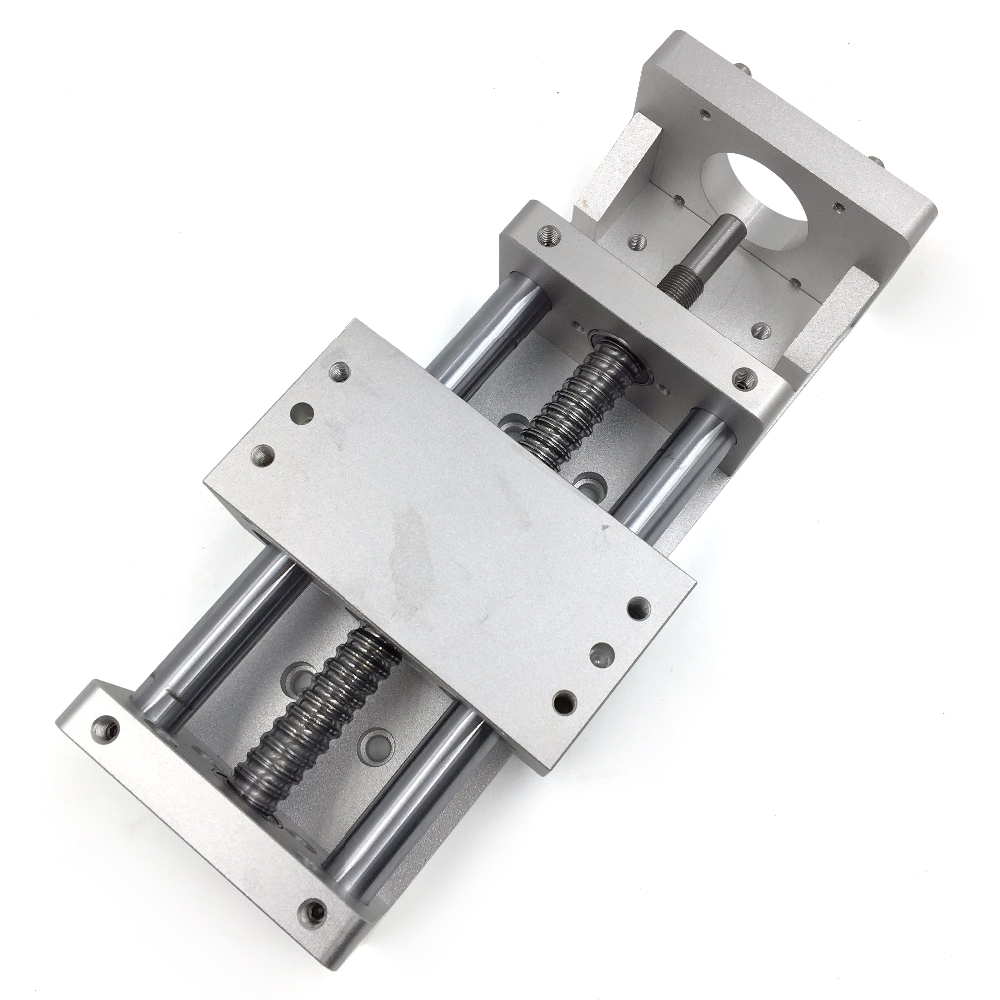 X Y Z Axis Electric Sliding Table SFU1605 Ballscrew L-600mm Linear Stage Actuator Guides Cross Slide for CNC Machine