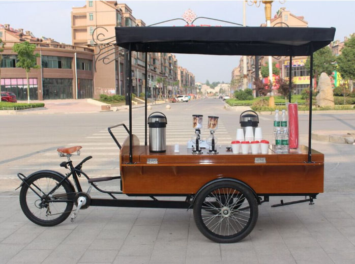 Discount Sale Multifunction Mobile Coffee Kiosk Bike Food Cart Vending For In Processors From Home Appliances On Aliexpress