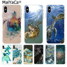MaiYaCa สีน้ำเต่าขาย! Luxury Case สำหรับ iPhone 11 Pro 8 7 66S PLUS X 5S SE XR XS XS MAX COVER(China)