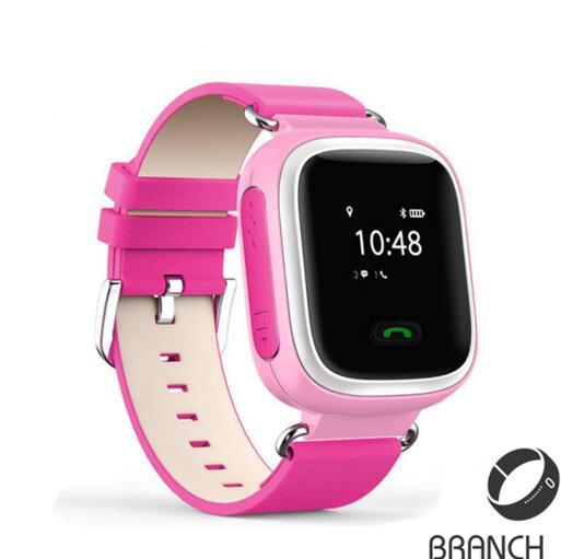 Hot Q60 Waterproof GPS SOS Call Location Finder Locator Tracker Kids Smart Watch Wristwatch Wearable Devices