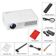 Wholesale prices Original DLP – 800W Portable Projector 1280 x 800 Pixels 300ANSI