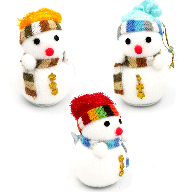 Weihnachten baum Weihnachten schneemann spielzeug puppe Weihnachten ...
