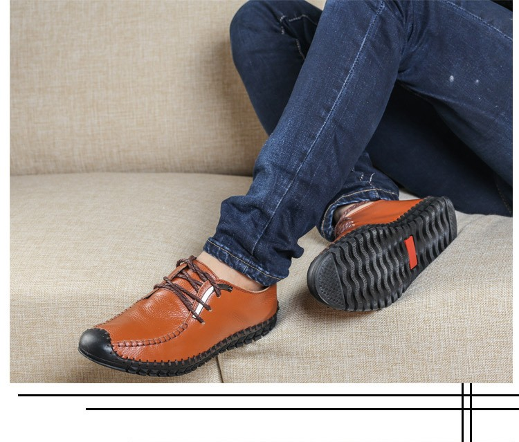 men driving shoes