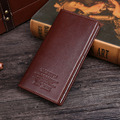 Wallet wallet male long card package more screens purse In the men's business long purse