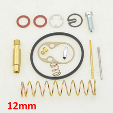 GOOFIT 12mm Bing Carb Rebuild Stock Carburetor  Repair gasket Kits Puch Maxi Sport Luxe Newport N090-114-1