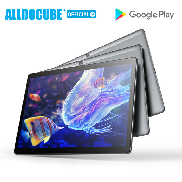 ALLDOCUBE Power M3 10.1 Inch 4G Phone Call Tablets PC 1920*1200 IPS 2GB RAM 32GB ROM Android 7.0 MT6753 Octa Core 8000 mAh GPS