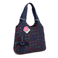 Водонепроницаемость легкий нейлон дамы сумка женская путешествия средние сумки (HB15-13)