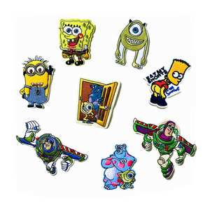 Cartoons Character Patches