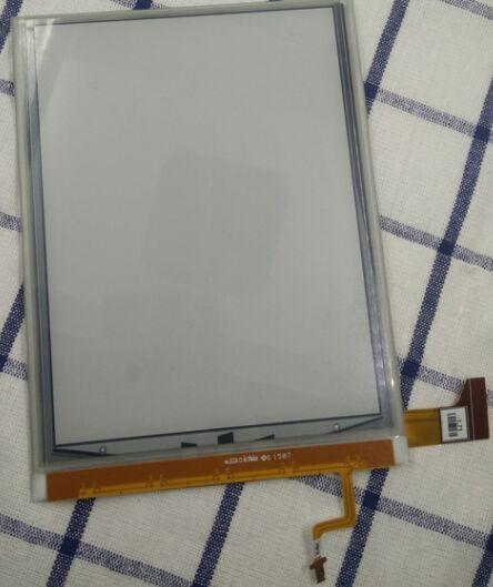 New ED068oG1(LF) LCD Screen+Backlit For KOBO Aura HD N204B Reader LCD Display