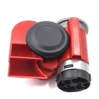 One piece Snail Loud Sound Vehicle Air Horn Trumpet Vehicle Air Horn for 12V Motorbike Car with Relay Socket r30