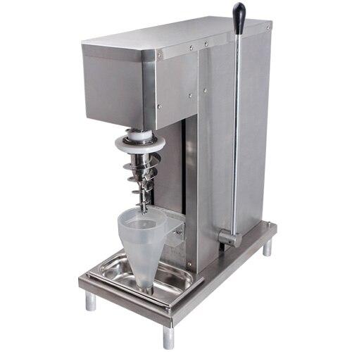 2019 Iogurte de Frutas Sorvete Sorvete de Frutas Misturador Liquidificador Real Iogurte Sorvete Máquina Misturadora