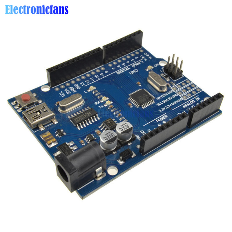 Ch g mega p mini usb uno r microcontroller for
