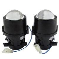 Передний бампер автомобиля HID H11 H9 H16 Би ксеноновые Led лампа Высокая ближнего света противотуманные линзы сборки для SUBARU IMPREZA свет