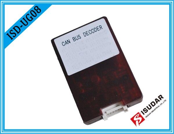 Isudar Car Canbus Box para ISUDAR reproductor de DVD