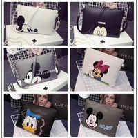 Fashion Designer brand bag ladies quality Mickey handbag uniform solid shoulder bag mini bag lady messenger wallet and hand bag