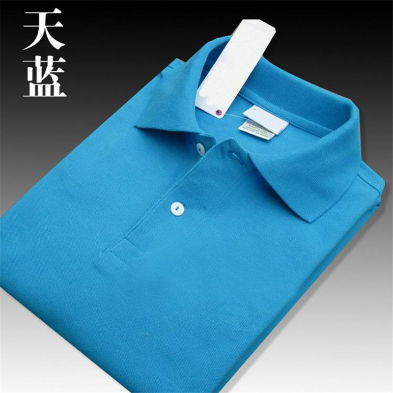 Men's Summer   Polo   Shirt New Hot Men's Fashion Cotton Short Sleeve   Polo   Crocodile Shirt Solid Color Knit Breathable   Polo   shirt