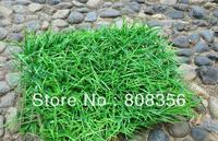 2 Sztuk 40 cm * 60 cm Plastikowe Murawa Trawnik Trawy Sztuczne Kwiaty Symulacja Smukłe Traw Home Dekoracje Kwiatowe Akcesoria