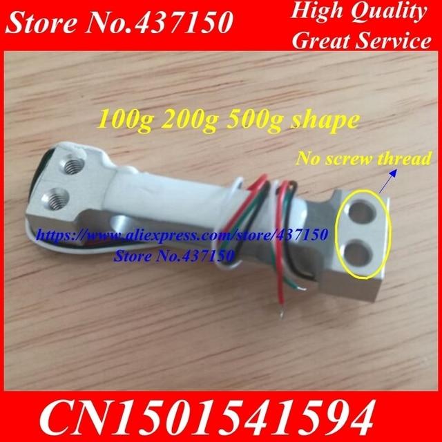 100g 200g 300g 500g 750g 1kg 2kg 3kg 5kg 10kg 20kg Electronic Scale Aluminum Alloy Weighing Sensor Load Cell Weight sensor hx711 2