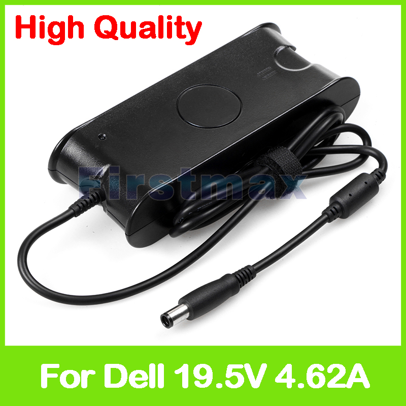 19.5V 4.62A 90W universal AC power adapter for <font><b>Dell</b></font> Vostro <font><b>3500</b></font> 3546 3549 3550 3555 3560 3700 3750 500 A840 A860 P16F charger image