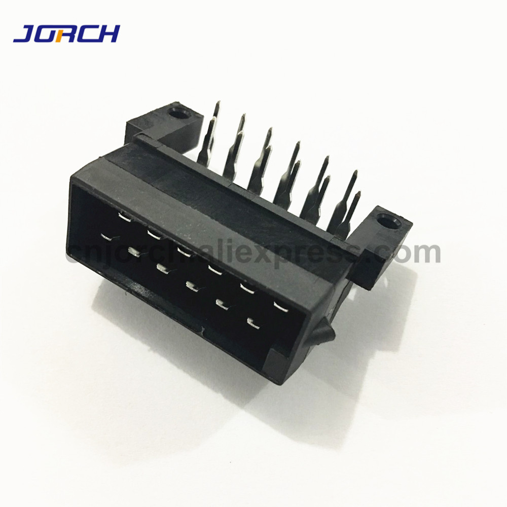 2sets 12pin auto electrical pcb plug 50011-12AW plastic male bent pin wiring cable connector 827229-12sets 12pin auto electrical pcb plug 50011-12AW plastic male bent pin wiring cable connector 827229-1