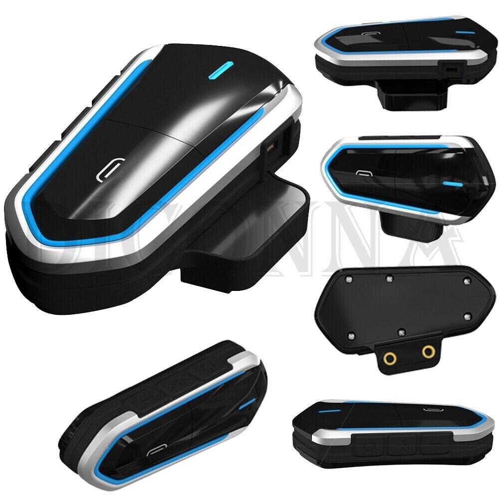 Motorcycle Intercom Bluetooth Helmet Headset Outdoor Waterproof Headset New