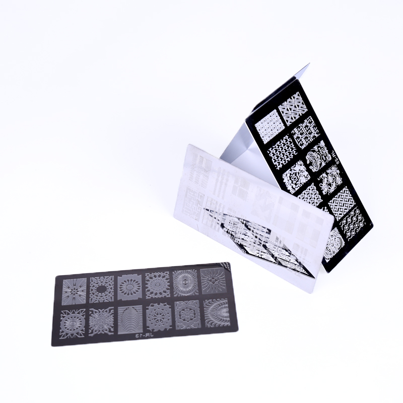 New-1Pc-High-Quality-JR-Nail-Stamping-Plates-Stainless-Steel-Image-Stamping-Nail-Art-Manicure-Template