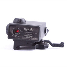 Best price Military Tactical Red/Green Laser Sight with Quick Detach Adjustable Laser Pointer