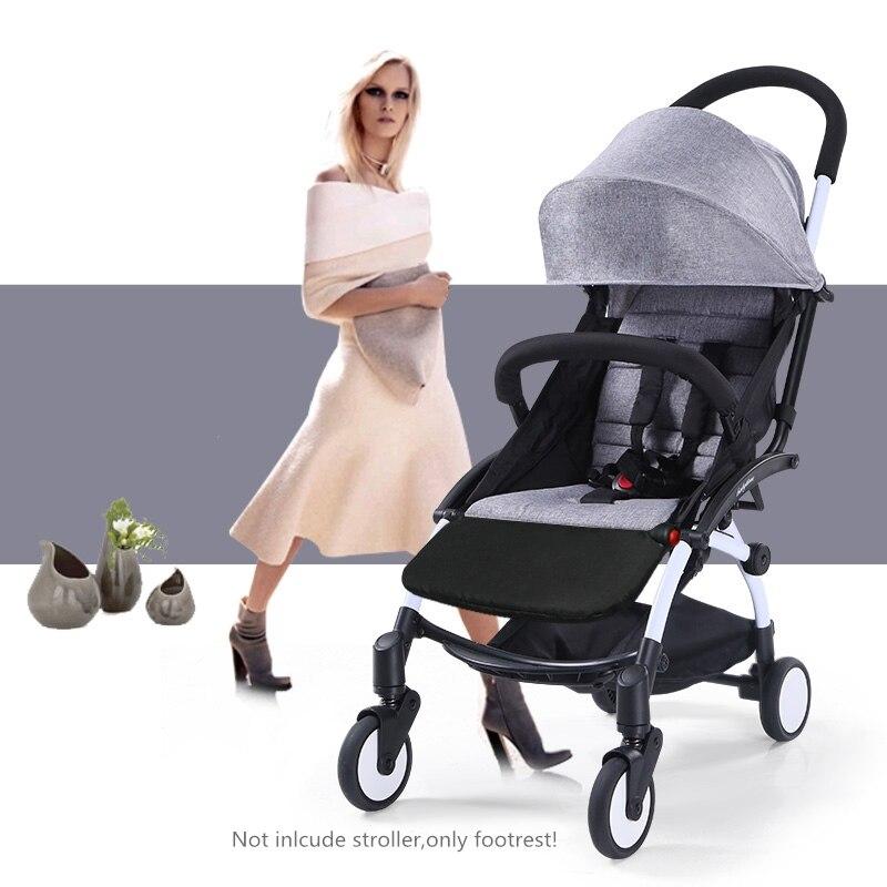 2018 Kinderwagenaccessoires voor Babyzen Yoyo + Babytijd Voetsteun - Activiteit en uitrusting voor kinderen - Foto 4