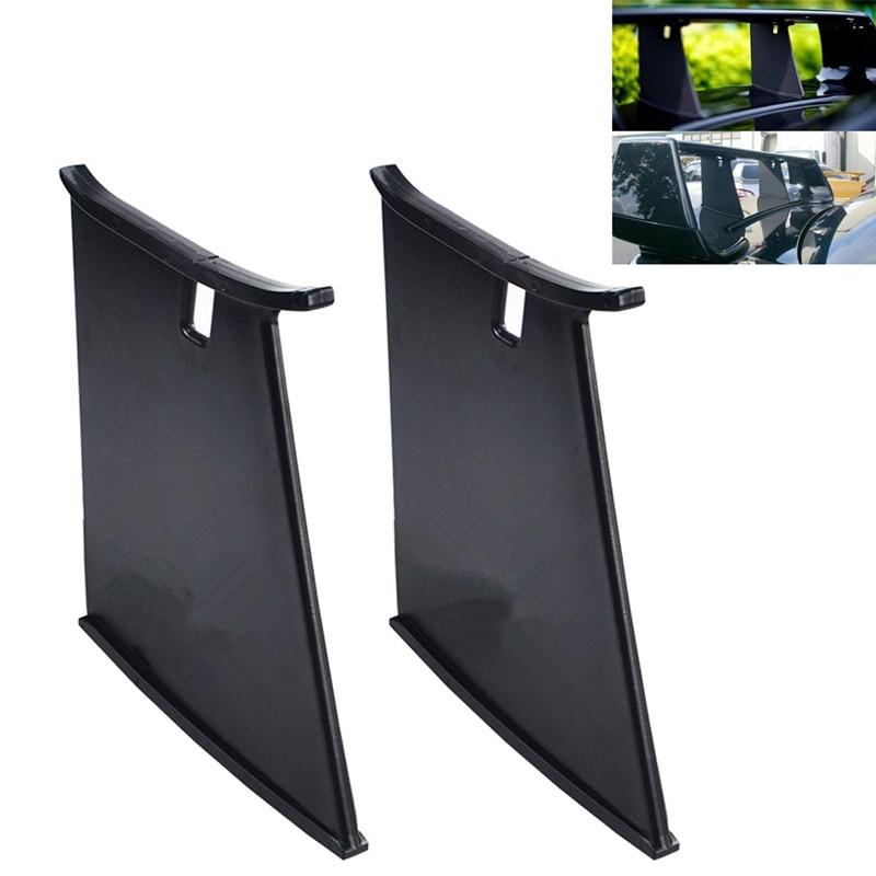 high quality car rear wing spoiler stand plastic black for subaru impreza 2002 2007 wrx sti. Black Bedroom Furniture Sets. Home Design Ideas
