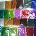 12 colores Láser Holográfico de Colores 0.2 MM 1/128 fino Brillo En Polvo para la decoración de uñas y otros Accesorios de BRICOLAJE