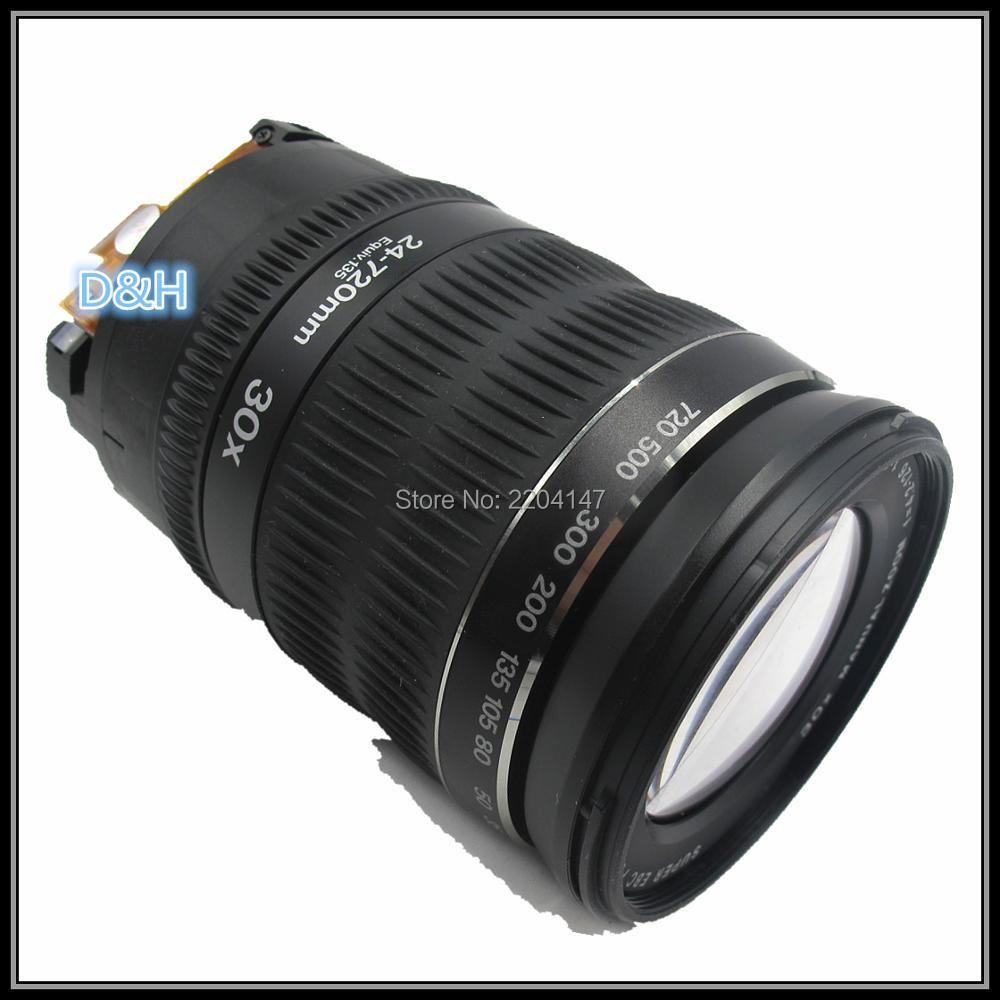 Новая цифровая камера ремонт и запасные части HS10 HS11 HS20 HS22 HS28 HS30 HS33 зум-объектив для Fuji Fujifilm Примечания модель