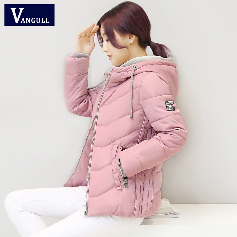 Women winter hooded jacket and coat woman Warm cotton padded parka short wadded overcoat casaco feminino abrigos mujer Invierno qazxsw woman basic coat woman winter jacket for women woolen poncho jacket single button loose cotton padded abrigos mujer hb118