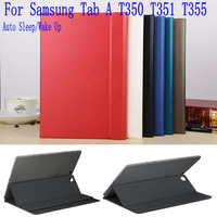 3 In 1 New Arrival Original Stand Smart Leather Cover For Samsung Galaxy Tab A 8