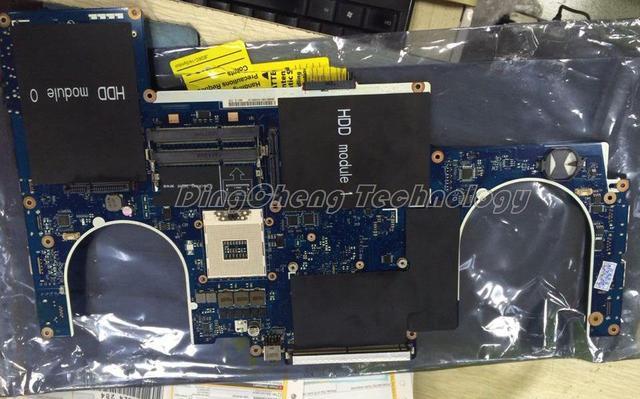 Motherboard laptop/mainboard para dell Alienware M17x R4 THTXT LA-8341P 0 THTXT CN-0THTXT 100% testado Inteiramente perfeito estado