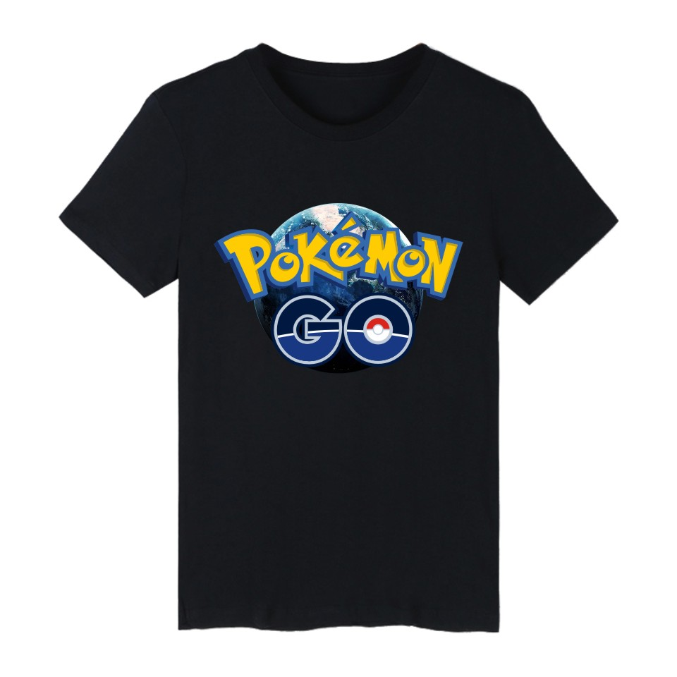 LUCKYFRIDAYF Valor Mystic Instinct Pokemon Go Tshirt For Men Women Clothing Print Pocket Monster Short T-shirt Funny Games Tees