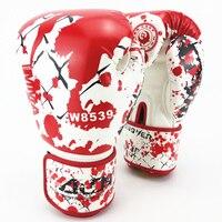 Top Quality Men S MMA Punching Sandbag Gloves Boxeo Fight Boxe Sanda Wushu Gloves PU EVA