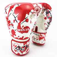 Top Quality Men S MMA Punching Sandbag Gloves Boxeo Fight Boxe Sanda Wushu Gloves PU EVA