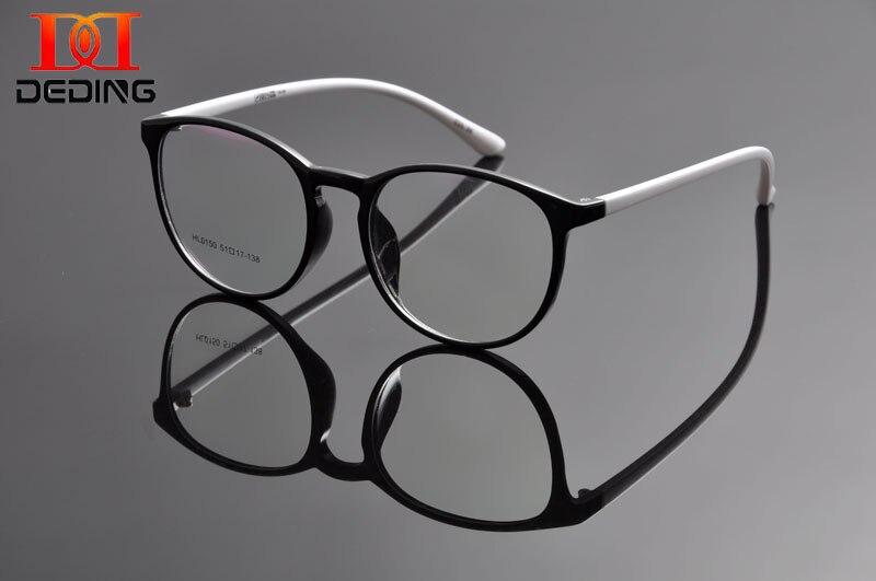 DEDING New Fashion Glasses Men Eyeglasses Frame Women Eye Glasses Vintage Round Eyewear Frames Stylish Spectacles Frames DD1060
