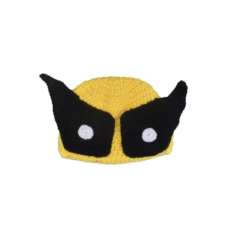 007fc53f0bfe19 Latest Crochet Wolverine Hat Claws and Diaper Cover for Baby Boys ...