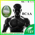 Suplementos de musculação bcaa em pó para o músculo construir 400 g/lote