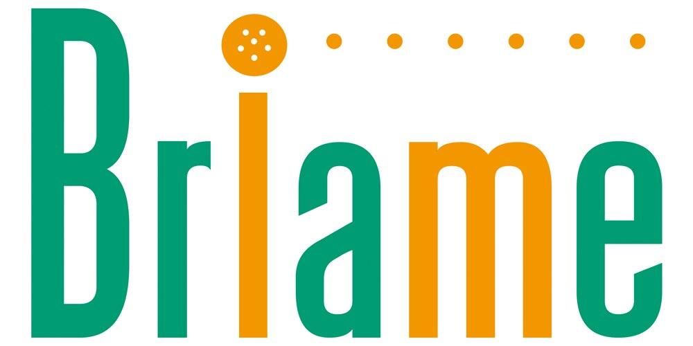 Лого бренда Briame из Китая
