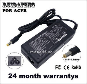 Power-Adapter Acer Aspire Charger Notebook Laptop 19v 3.42a for 5580/5570/5500/.. 4745G
