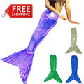 mermaid tail costume for girls sexy adult mermaid costume halloween costumes for women mermaid tails cosplay party wholesale