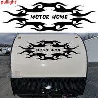 Tribal Design Travel Trailer Camper Van Graphics Motor Home Vinyl Graphics Kit Decals Car Stickers