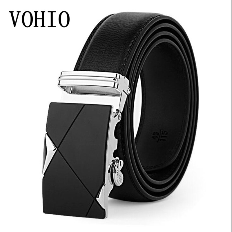 Aliexpress New Buckle Belt Mens Belt Casual Sports Car Smooth Buckle Belt Danda Force Manufacturers Wholesale Custom Mens Belt Apparel Accessories